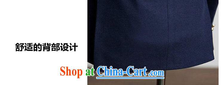 2014 spring New Men's suit jacket and casual beauty, blue collar smock 185/ (XXL) pictures, price, brand platters! Elections are good character, the national distribution, so why buy now enjoy more preferential! Health