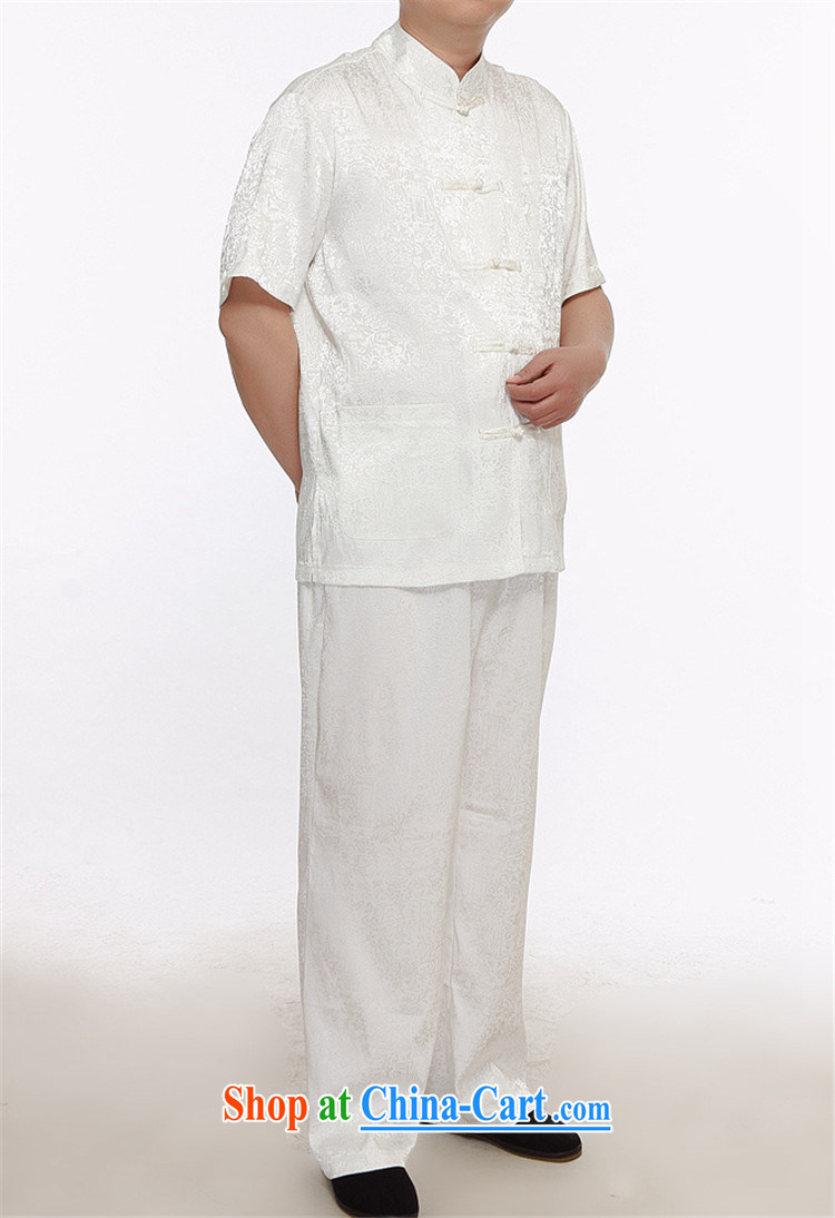 MR HENRY TANG Mount Kit 2015 men included in the kit, elderly Chinese men and a short-sleeved Chinese Tang replacing Tang replace older package men and white XXXXL 185 pictures, price, brand platters! Elections are good character, the national distribution, so why buy now enjoy more preferential! Health
