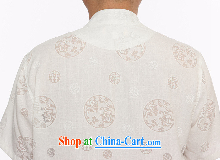 Mr Henry TANG is the 2015 summer men's Tang is packaged and loose version classic leisure short-sleeved Tang replace Kit Tang replace older package men and M yellow XXXL 180 pictures, price, brand platters! Elections are good character, the national distribution, so why buy now enjoy more preferential! Health