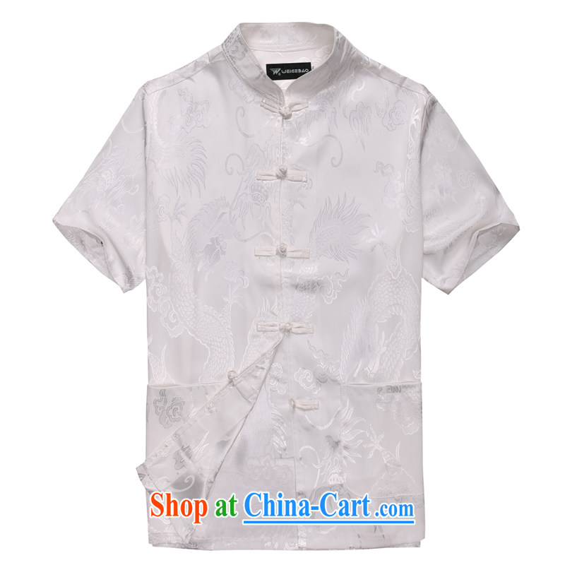 Summer 2015 with new products, the PO and short-sleeved Tang replace B - 007 white XXXL