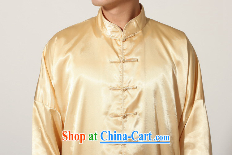 Jing An older Chinese men's spring and summer, for silk long-sleeved Kit Chinese men kung fu Kit Tai Chi uniforms M 0048 white XXL (160 - 185 ) jack pictures, price, brand platters! Elections are good character, the national distribution, so why buy now enjoy more preferential! Health