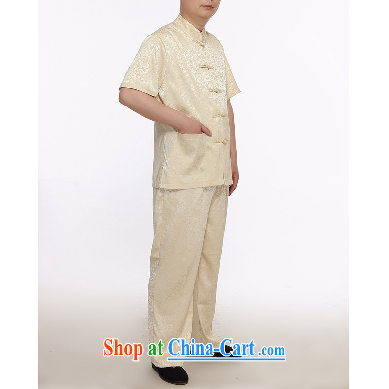 The chestnut mouse China wind Tang in older men leisure summer short-sleeved men's shirt, his father on the River During the Qingming Festival package black 175/2 XL pictures, price, brand platters! Elections are good character, the national distribution, so why buy now enjoy more preferential! Health