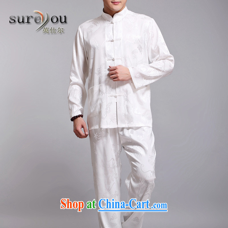 2014 British, Mr Rafael Hui, for its part, is in the Tang with his father the Summer New Tang on the package is the XL promotional beige 190, the British Mr Rafael Hui (sureyou), shopping on the Internet