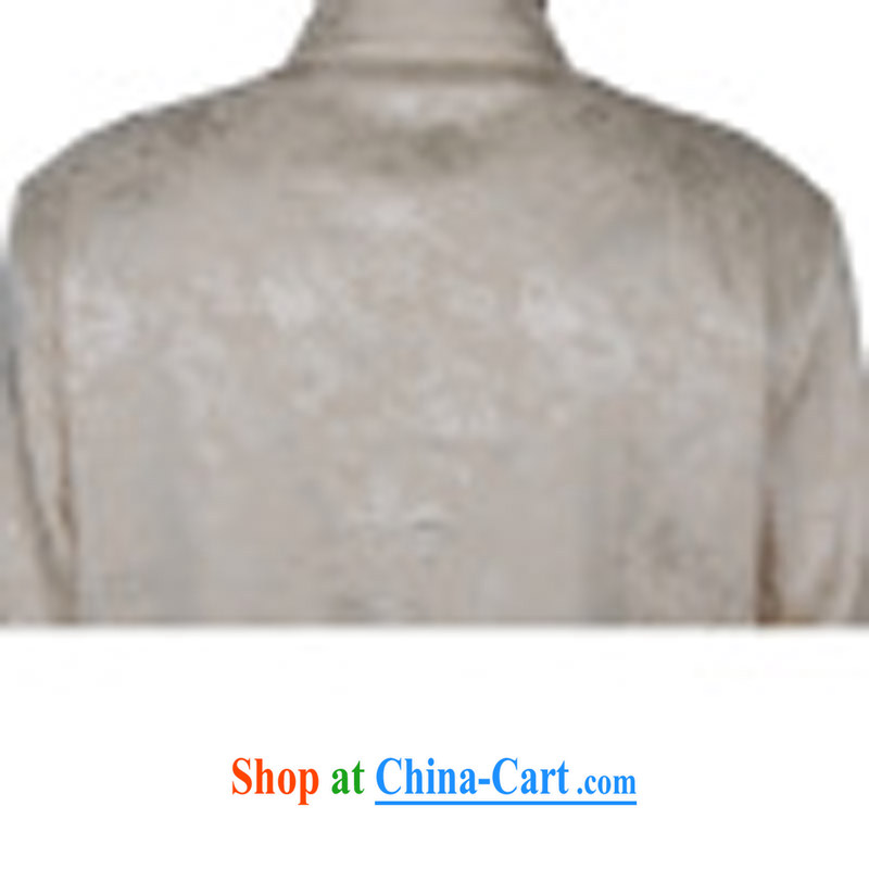 China wind men's Tang with long-sleeved little dragons in the summer men's kung fu T-shirt men's long-sleeved Chinese Ethnic Wind long-sleeved Dragons Package white XXXL/190, and mobile phone line (gesaxing), and on-line shopping