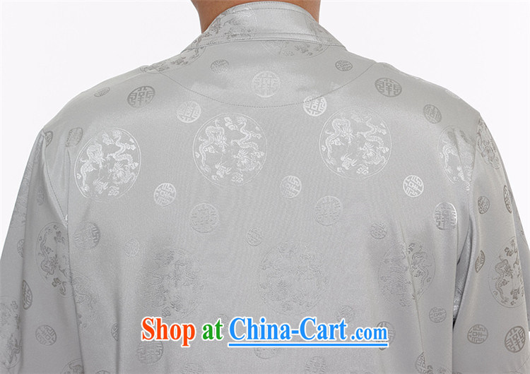 MR HENRY TANG replace men's kit new summer men Tang fitted T-shirt middle-aged and older persons with Mr Henry TANG men's short-sleeve kit increase Code Red Tang Mount Kit 1000 Silver Jubilee XXL pictures, price, brand platters! Elections are good character, the national distribution, so why buy now enjoy more preferential! Health