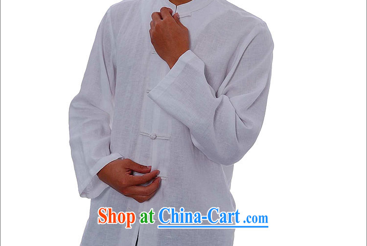 elections the Qin weaving health, track/small, for China, the charge-back features long-sleeved men's casual shirt white XXL/Jumbo pictures, price, brand platters! Elections are good character, the national distribution, so why buy now enjoy more preferential! Health