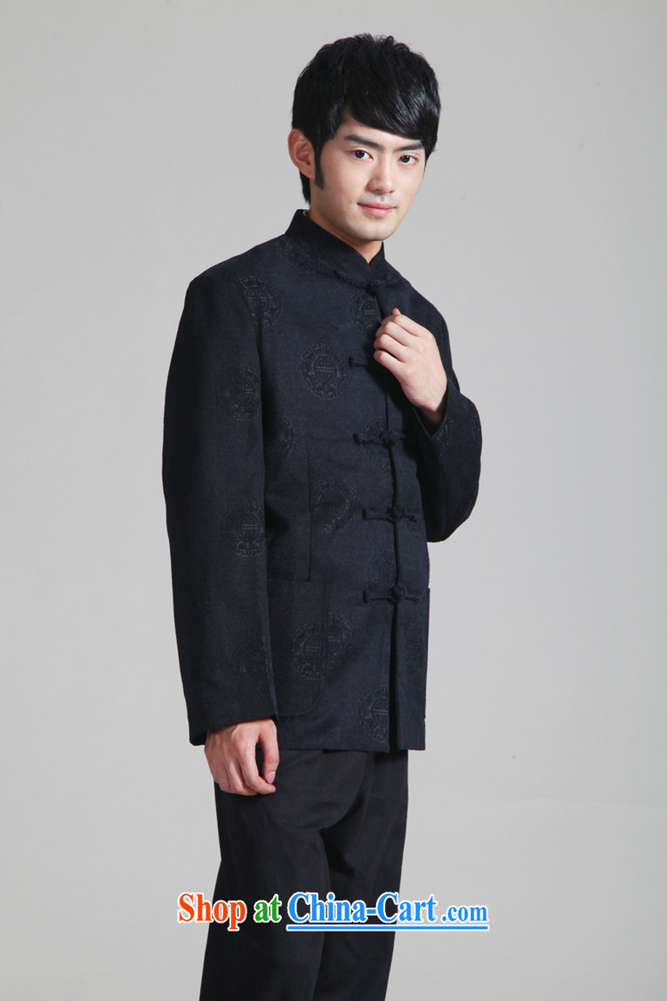 To Green, spring fashion new products, old father with a collar Tang jackets - 6 3 XL pictures, price, brand platters! Elections are good character, the national distribution, so why buy now enjoy more preferential! Health