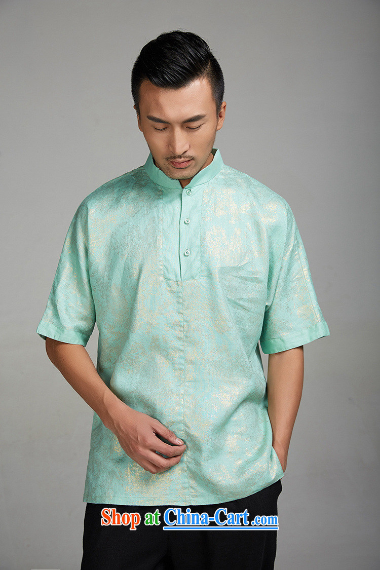 Ask a vegetarian (and as soon as possible with the new summer products, a sprinkler for the linen Tang T-shirt with shoulder-T pension 1469 light green XXL pictures, price, brand platters! Elections are good character, the national distribution, so why buy now enjoy more preferential! Health
