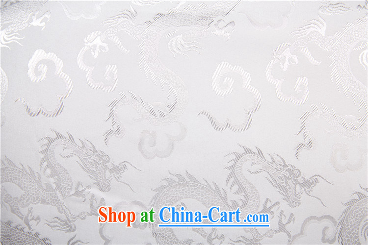 Ask a vegetarian (the health and summer new Chinese Embroidery, for men's T-shirt shirt 1375 white XXXL pictures, price, brand platters! Elections are good character, the national distribution, so why buy now enjoy more preferential! Health