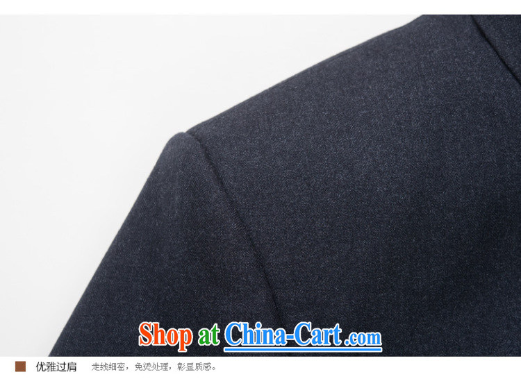 Ho-gil, older men's autumn smock Kit older persons Sun Yat-sen suit jacket father Father With China wind blue 72 (170) picture, price, brand platters! Elections are good character, the national distribution, so why buy now enjoy more preferential! Health