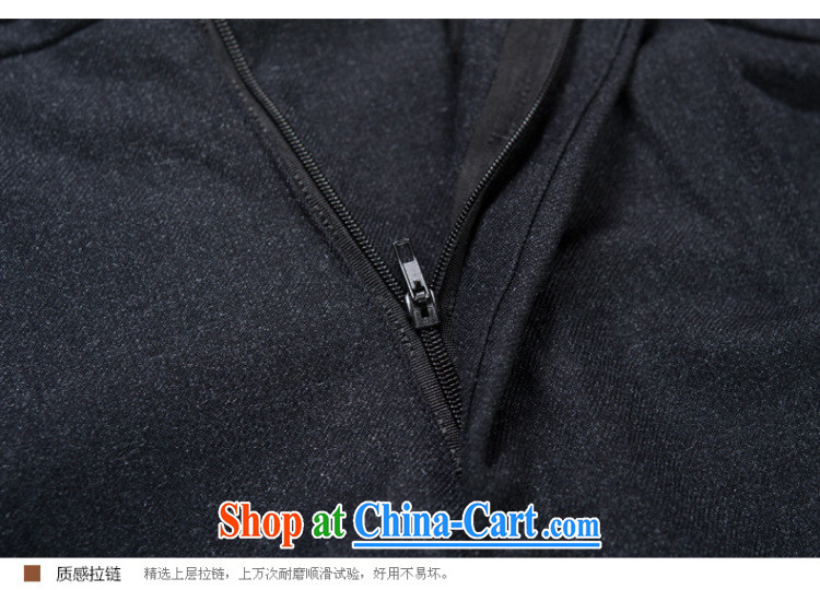 Hao, autumn and winter, older men smock Kit older persons Sun Yat-sen suit father Father with dark gray 78 (185) picture, price, brand platters! Elections are good character, the national distribution, so why buy now enjoy more preferential! Health