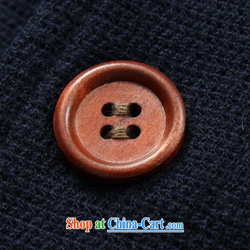 The SYI collar jacket light jacket men fall under the Sun Yat-sen collar jacket large, overweight XXXL L X 2 4 men's Sun Yat-sen Tang blue 5 XL, SYI SHUNYI, shopping on the Internet