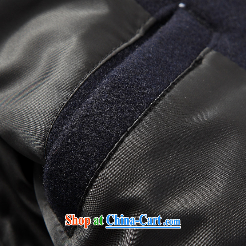 2015 clarkkuso winter men and replace the collar stitching hair? What about coat-jacket Tang replace Generalissimo groom, who accompanied by wedding banquet, blue and red 3 XL, clarkkuson, shopping on the Internet