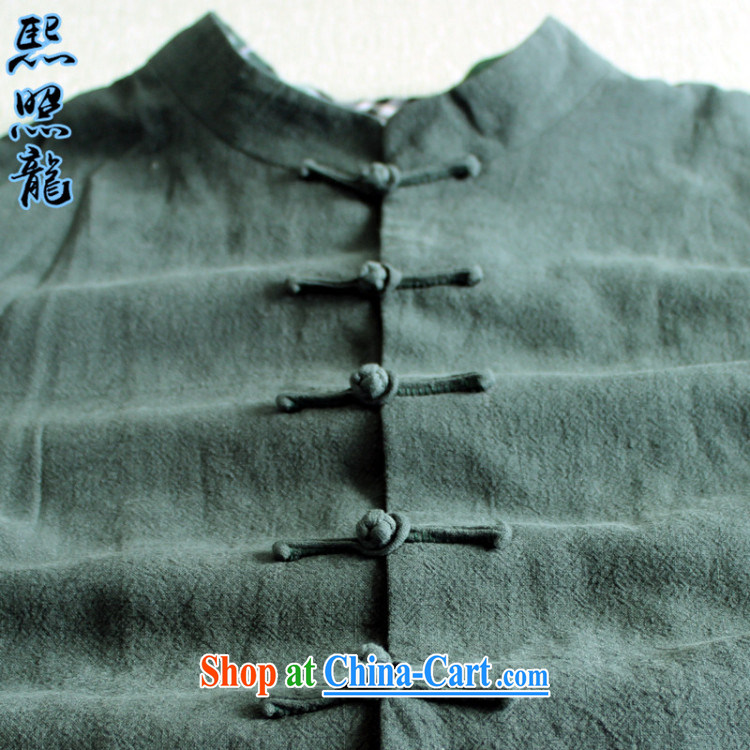 Mr Chau Tak-hay, snapshot 2014 autumn and winter, the Yau Ma Tei Cotton Men's Chinese long-sleeved jacket cynosure serving thick China wind jacket green XL pictures, price, brand platters! Elections are good character, the national distribution, so why buy now enjoy more preferential! Health