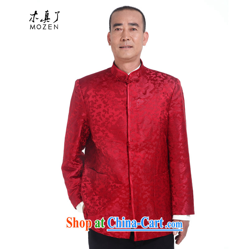 Wood is really a spring 2015 new men's jackets 21,876 04 red XXL