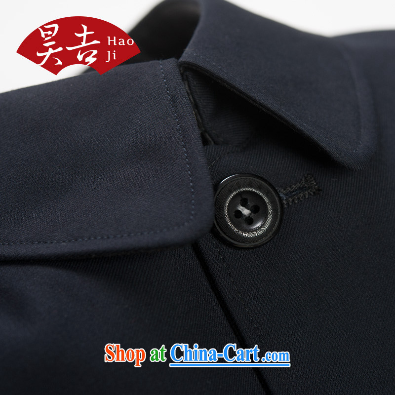 Hao, autumn and winter, the older men black smock Kit older persons Sun Yat-sen suit father Father black 70 (165) and Ho, and, shopping on the Internet