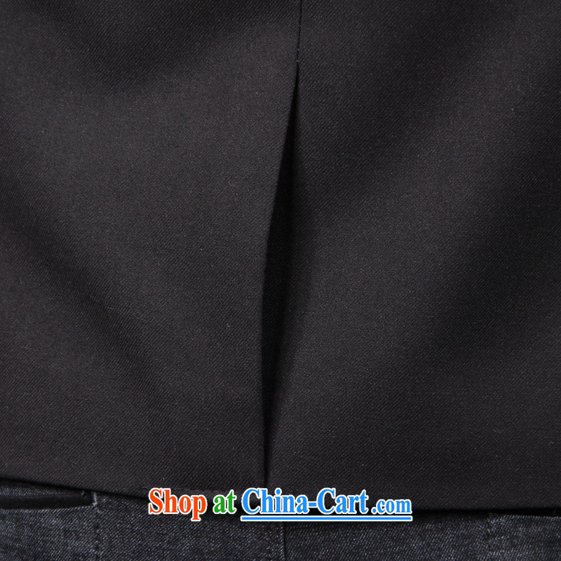 The eon 2015 spring new jacket male and a collar small suit Korean smock casual suit jacket men surrounded by suits 0036 ordinary 58, the Yin, shopping on the Internet