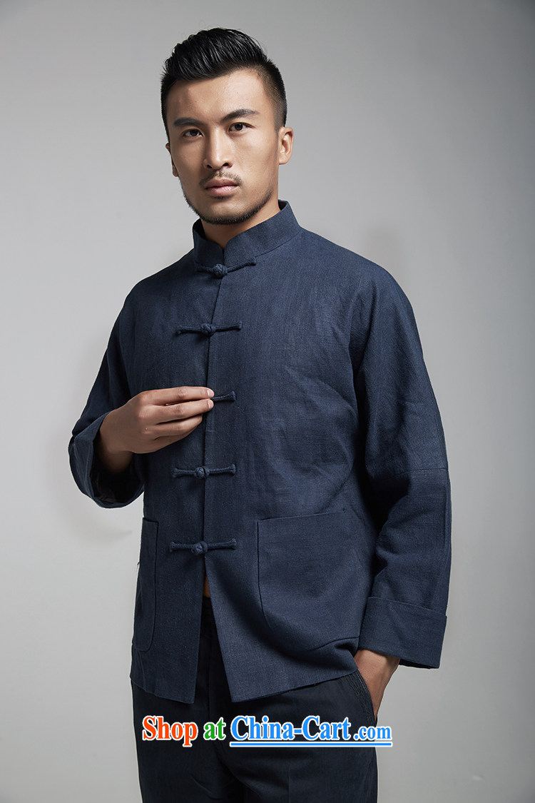 Ask a vegetarian (the autumn as soon as possible new and thin jacket Long-Sleeve Tray Port jacket WXZ 1197 dark blue XXXL pictures, price, brand platters! Elections are good character, the national distribution, so why buy now enjoy more preferential! Health