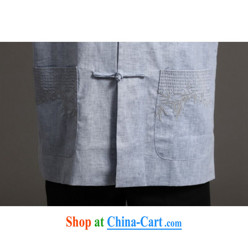 Shanghai, optimize purchase Chinese men's long-sleeved jacket, for national-han-tang - 3 XXXL, Shanghai, optimization, and, shopping on the Internet