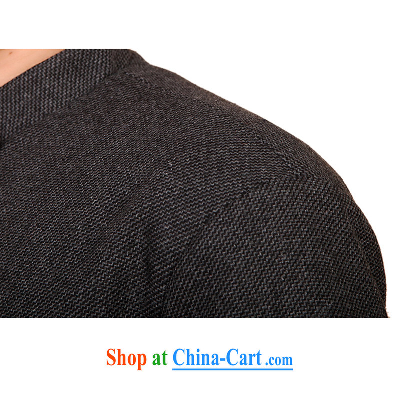 Genuine men's fall and winter long-sleeved men, for casual parka brigades