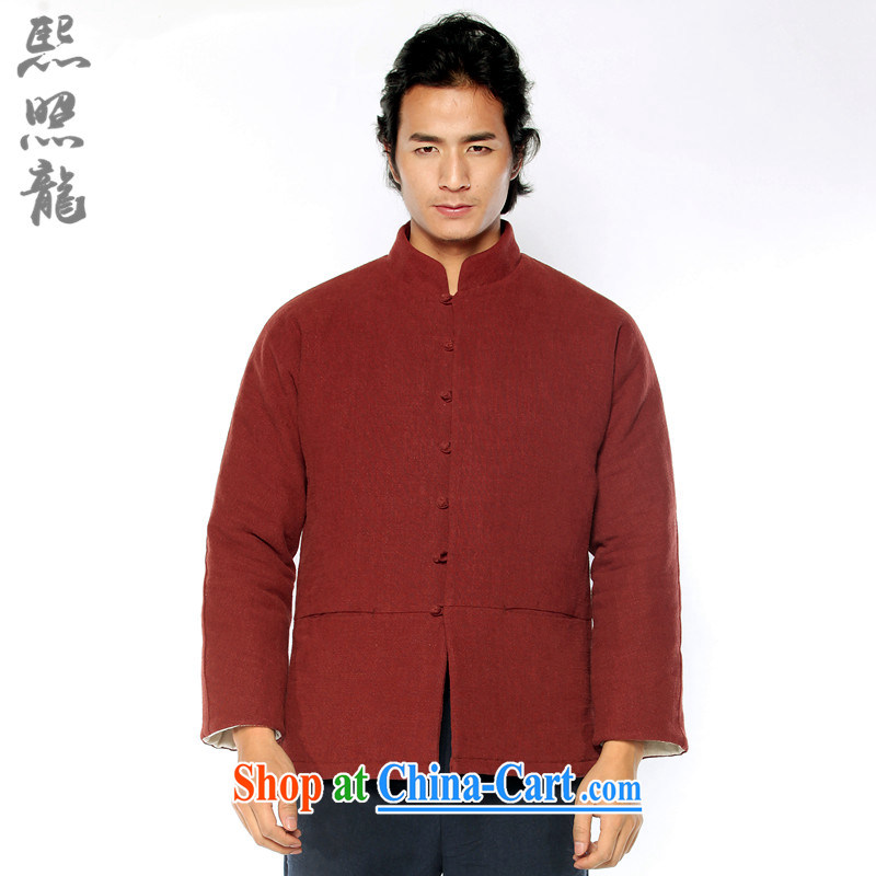 Mr Chau Tak-hay snapshot Lung Chinese men's parka brigades
