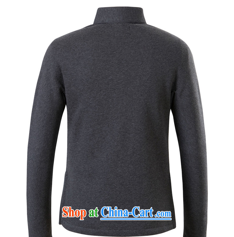 Oriental children ethnic-tie jacket men, for winter clothing and stylish China wind Original Design cotton Tang jacket dark gray 190/XXXXL pictures, price, brand platters! Elections are good character, the national distribution, so why buy now enjoy more preferential! Health