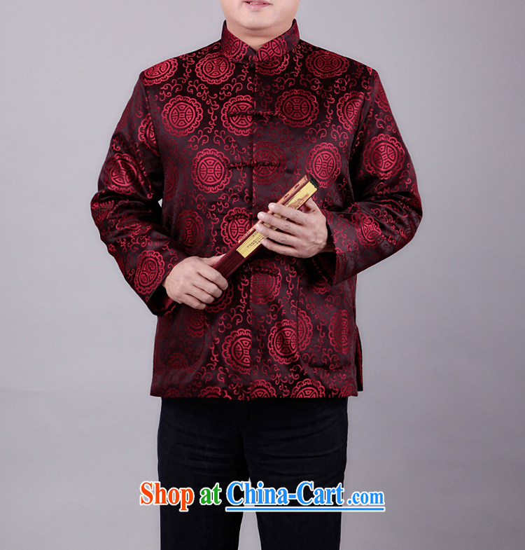 Federation, Mr Tang poetry with men, older men and Chinese Spring and Autumn 2015 New Tang replacing manual tray snap national costumes, Chinese for Chinese T-shirt jacket mauve 190/XXXXXL pictures, price, brand platters! Elections are good character, the national distribution, so why buy now enjoy more preferential! Health