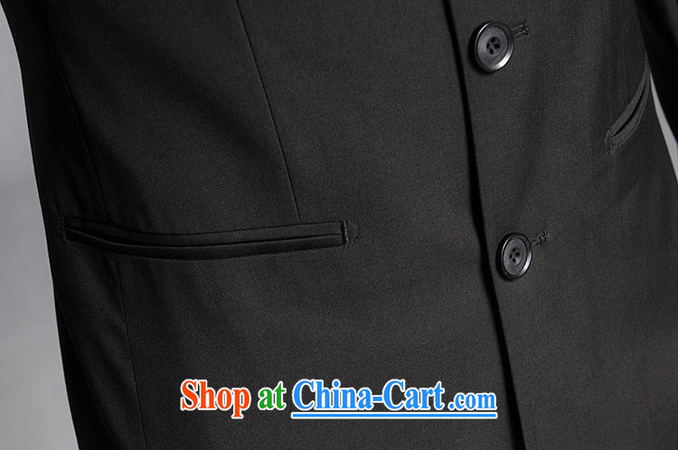 Dan's (DAINSIDON) autumn and winter men, Chinese collar smock stylish ethnic Chinese Chinese student and youth with the groom wedding suit black smock L pictures, price, brand platters! Elections are good character, the national distribution, so why buy now enjoy more preferential! Health