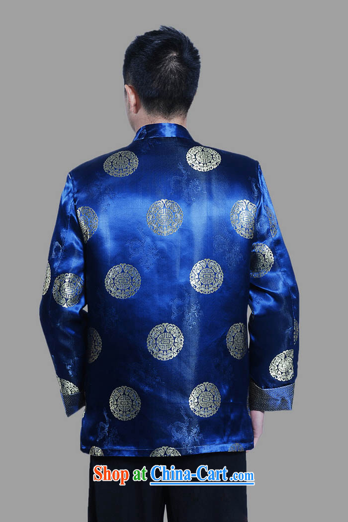 Ko Yo vines into colorful spring 2015 new middle-aged father Tang with stylish retro, for silk-tie casual stylish quilted coat large code M 0042 0042 M XXXL pictures, price, brand platters! Elections are good character, the national distribution, so why buy now enjoy more preferential! Health
