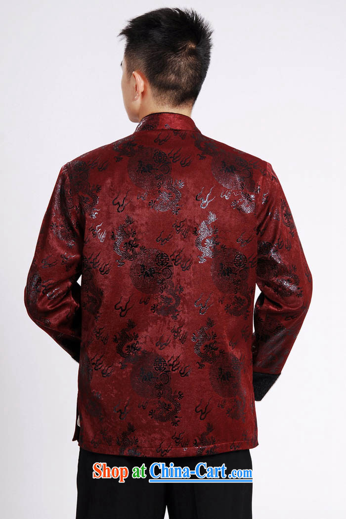 Ko Yo vines into colorful spring 2015 new, middle-aged father Tang with stylish retro, for ironing take a lint-free cloth water stingrays gross leisure stylish quilted coat larger M M 0038 0038 - A XXXL pictures, price, brand platters! Elections are good character, the national distribution, so why buy now enjoy more preferential! Health
