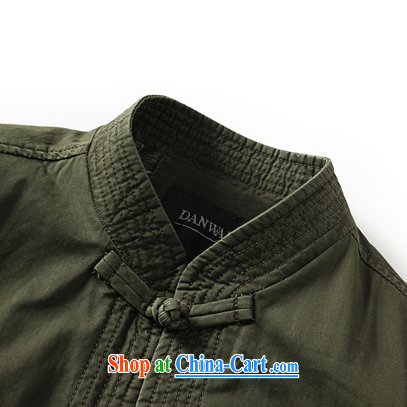 Take the Spring and Autumn and new, older men's modern Chinese, for pure cotton China wind embroidery father replacing Tang jackets pickles 190 colors, flowers, and shopping on the Internet