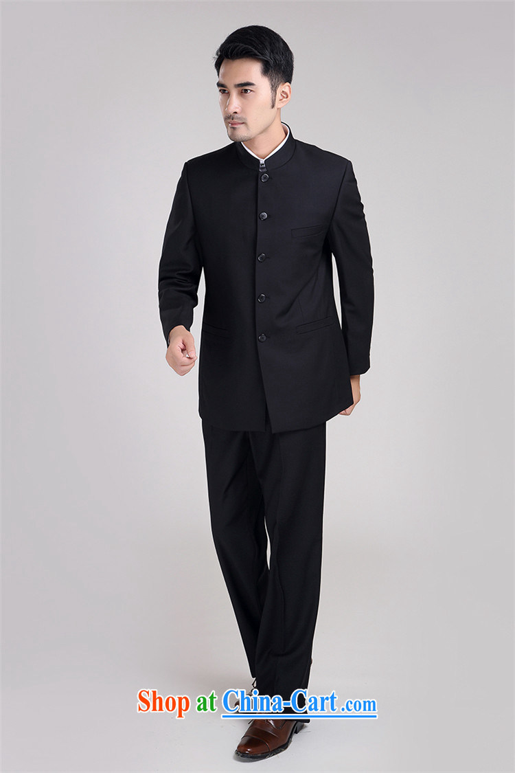 Alice, Kevin smock men and the Chinese Government for business casual clothing men's spring, male Chinese Kit from hot China wind men's black 782, 782, 185 Black/80 B pictures, price, brand platters! Elections are good character, the national distribution, so why buy now enjoy more preferential! Health