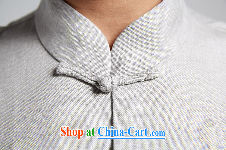 Ask a vegetarian (the health of spring loaded new male Chinese jacket improved Chinese WXZ 1784 gray and white XXXL 52, pictures, price, brand platters! Elections are good character, the national distribution, so why buy now enjoy more preferential! Health