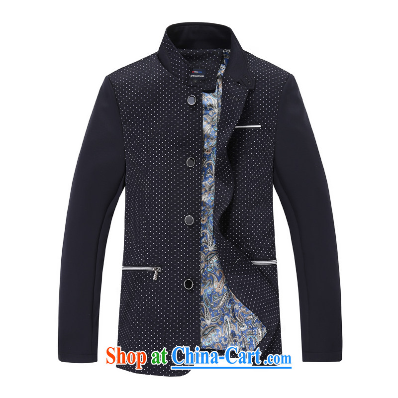 England, leisure, for small suit Male Korean Beauty jacket new male and floral smock jacket T-shirt 8301 class point, XXXL
