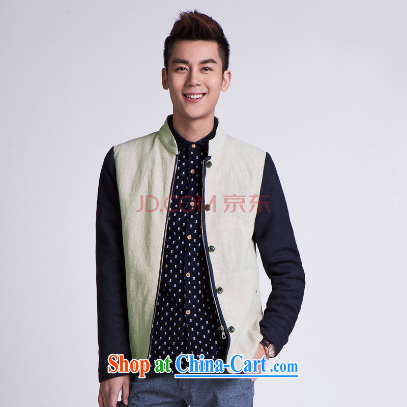 elections as soon as possible WOLFLAG spring 2015 leisure as well as the Korean fashion beauty, for jacket Tang jackets men AB - 5320 H the card its XL (175)
