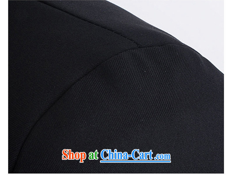 Silver armor smock men Korean Sun Yat-sen suit blood College clothing China wind male black S pictures, price, brand platters! Elections are good character, the national distribution, so why buy now enjoy more preferential! Health