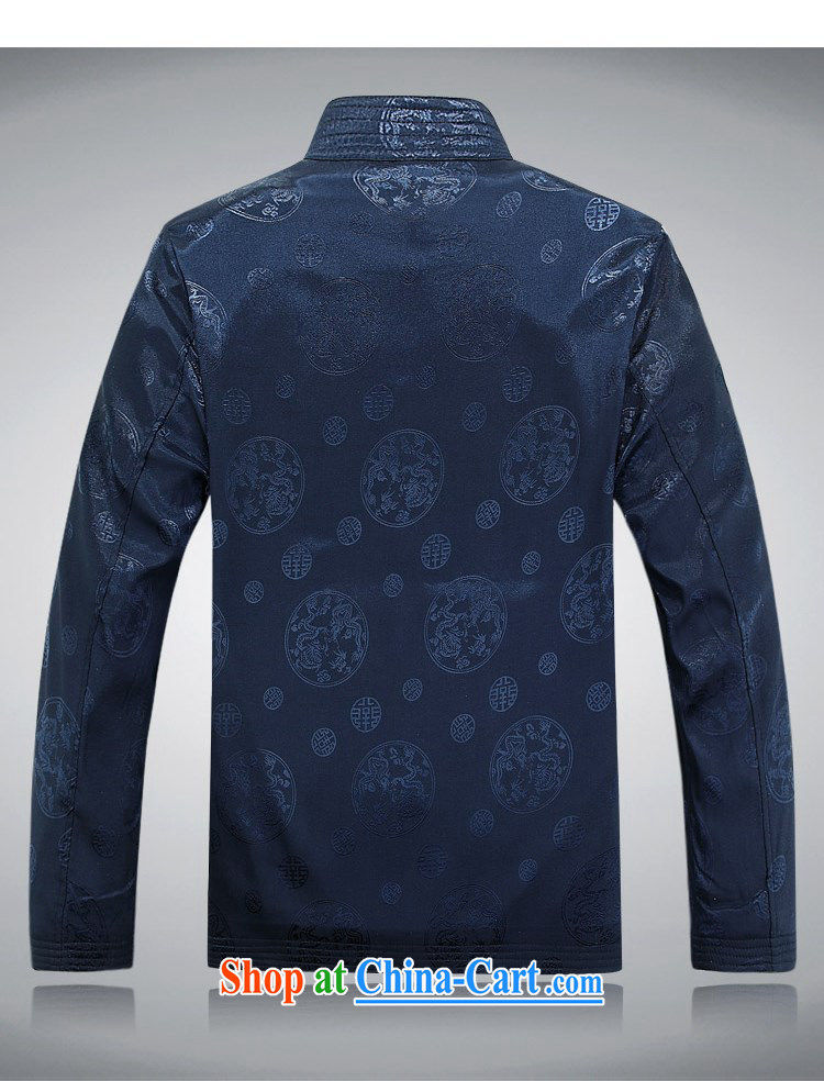Putin's European men's Chinese jacket spring New Tang in older Chinese men and the dragon, the long-sleeved Tang jackets red XXXL pictures, price, brand platters! Elections are good character, the national distribution, so why buy now enjoy more preferential! Health
