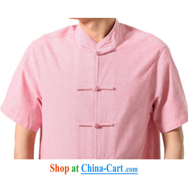 According to fuser summer new chinese daily Chinese shirt style classical-tie father replace Tang on short-sleeved T-shirt LGD/M 0053 #picture color 3XL, fuser, and shopping on the Internet