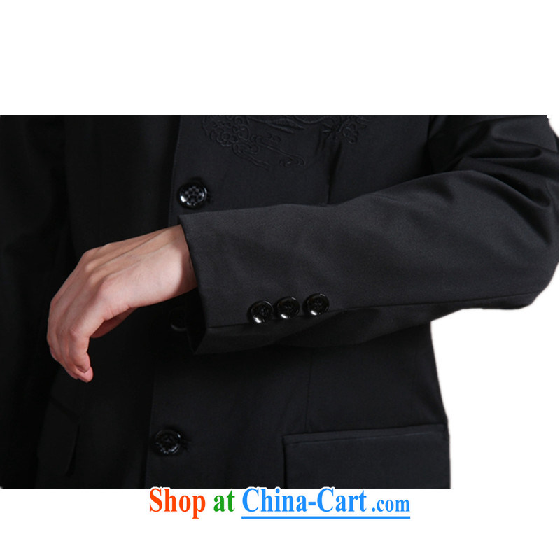 According to fuser new male daily improved Tang replace Generalissimo retro ethnic-Chinese package costumes WNS/2351 kit # 2 #3 XL, fuser, and shopping on the Internet