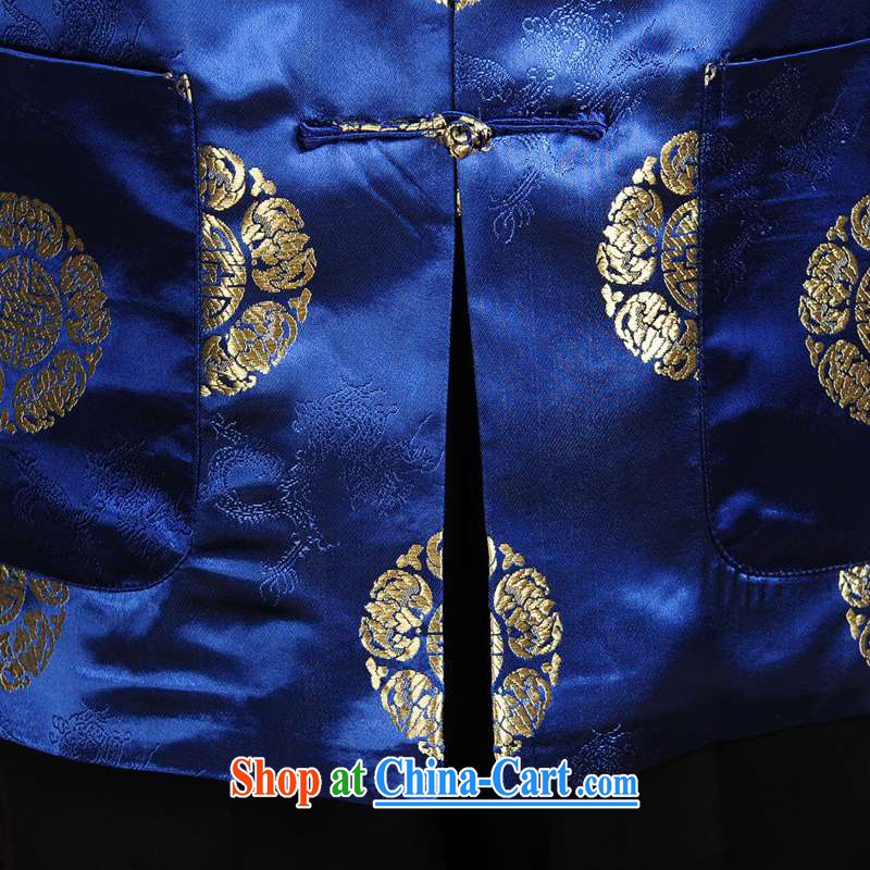 According to fuser new male Ethnic Wind load Tang has been hard-pressed a field for my father replace Tang jackets to life wedding show clothing WNS/2386 #3 - 3 #3 XL, fuser, and shopping on the Internet
