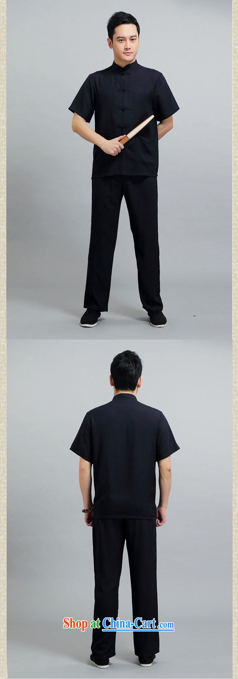 Tang is the short-sleeve kit new summer, short-sleeved Kit Tang replace older practicing Tai Chi Kit Dad loaded 1508 gray 175 pictures, price, brand platters! Elections are good character, the national distribution, so why buy now enjoy more preferential! Health