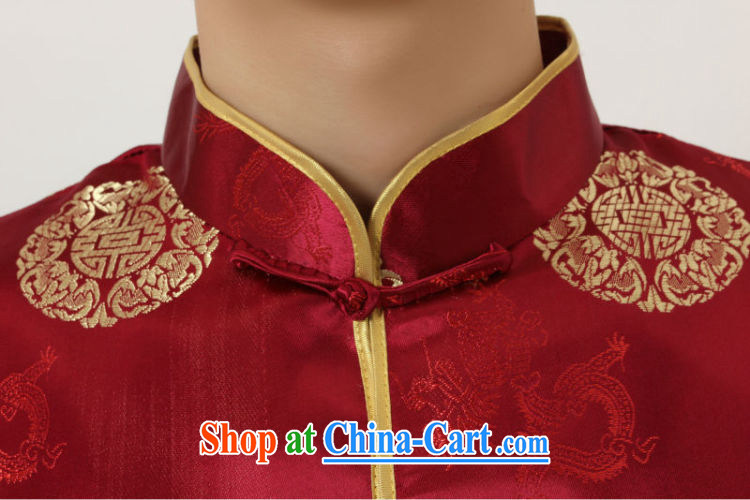 And Jing Ge older Tang is a leading Chinese wind dress the life jackets wedding service performance service Chinese men and Chinese M on 4001 presidential XXL pictures, price, brand platters! Elections are good character, the national distribution, so why buy now enjoy more preferential! Health