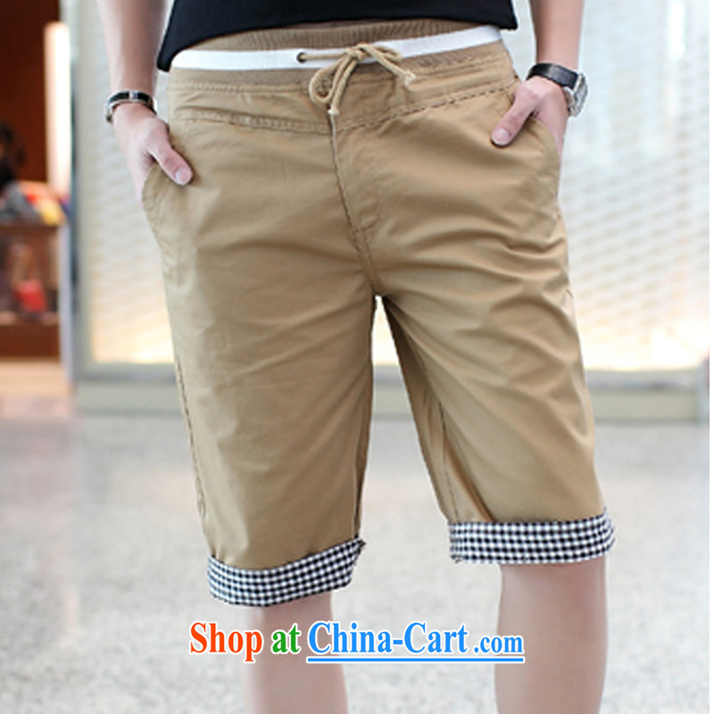 3 AR smock tang on the 2015 summer on the new Leisure shorts male K 083 card its color XXL