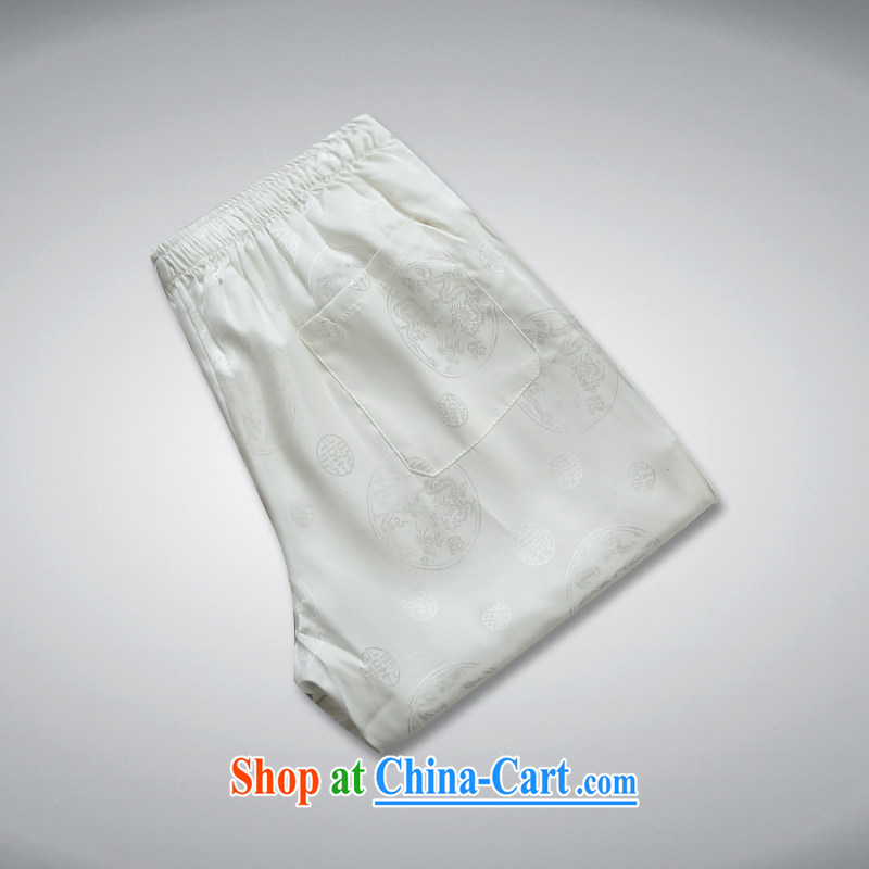 Top Luxury summer men, older leisure Chinese Chinese festive short-sleeved T-shirt retro China wind summer shirt thin male M yellow short-sleeved Chinese Kit gray package 190 pictures, price, brand platters! Elections are good character, the national distribution, so why buy now enjoy more preferential! Health