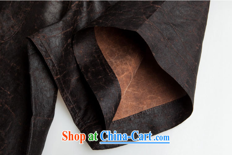 The TSU defense (Azouari) Men's Chinese short-sleeve fragrant cloud yarn Chinese men's retro, JP for coffee 52 pictures, price, brand platters! Elections are good character, the national distribution, so why buy now enjoy more preferential! Health