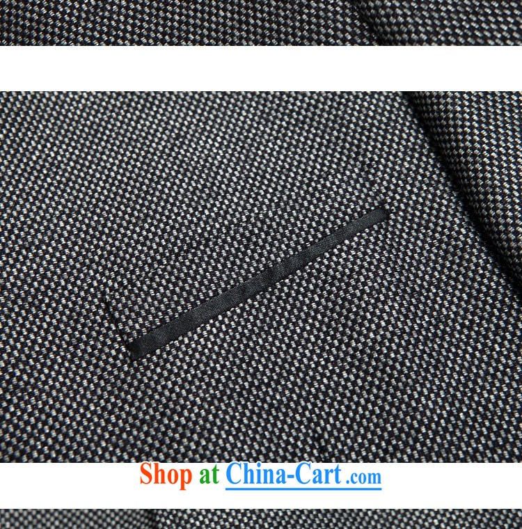 Wuwing/move wing Prince smock Chinese Antique Chinese Spring and Autumn and new men's wool nickname, who wore smock jacket retro beauty smock smock-jy Black Gray 56 180 recommendations 200 Jack Jack pictures, price, brand platters! Elections are good character, the national distribution, so why buy now enjoy more preferential! Health