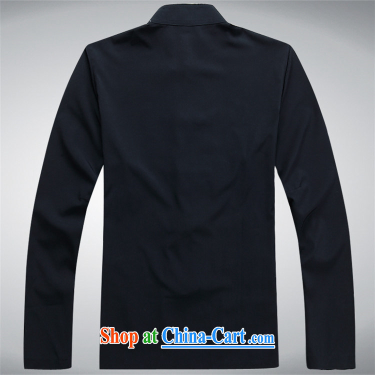 Vladimir Putin in the older Chinese Spring new long-sleeved Kit Chinese, for the charge-back the code embroidery, older persons set the white Kit XXXL pictures, price, brand platters! Elections are good character, the national distribution, so why buy now enjoy more preferential! Health