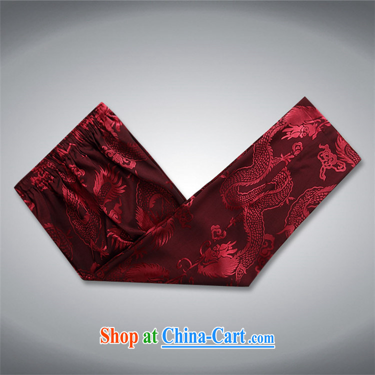 The Carolina boys, older men with short summer short-sleeved Tang loaded package of older persons leisure Chinese men's father with magenta package XXXL pictures, price, brand platters! Elections are good character, the national distribution, so why buy now enjoy more preferential! Health