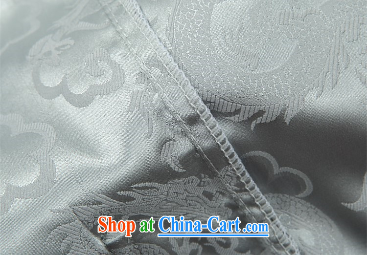 The chestnut mouse China wind summer older short-sleeved Tang in older men the code Chinese Kit father male beige Kit XXXL pictures, price, brand platters! Elections are good character, the national distribution, so why buy now enjoy more preferential! Health