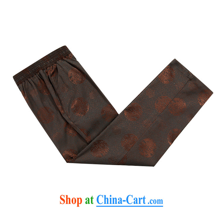 The Carolina boys men's short pants in the older Tang pants national costume brown XXXXL pictures, price, brand platters! Elections are good character, the national distribution, so why buy now enjoy more preferential! Health